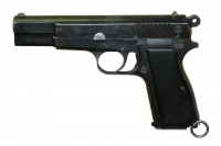 Пистолет Browning Hi-Power бельгийской армии