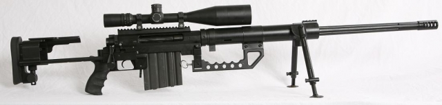 Снайперская винтовка CheyTac Intervention M-200